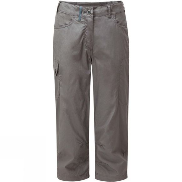 Ayacucho Womens Camps Bay Capri Dark Grey