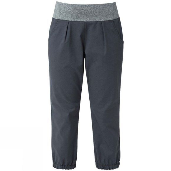 Mountain Equipment Womens Viper Crop Pant Ombre Blue