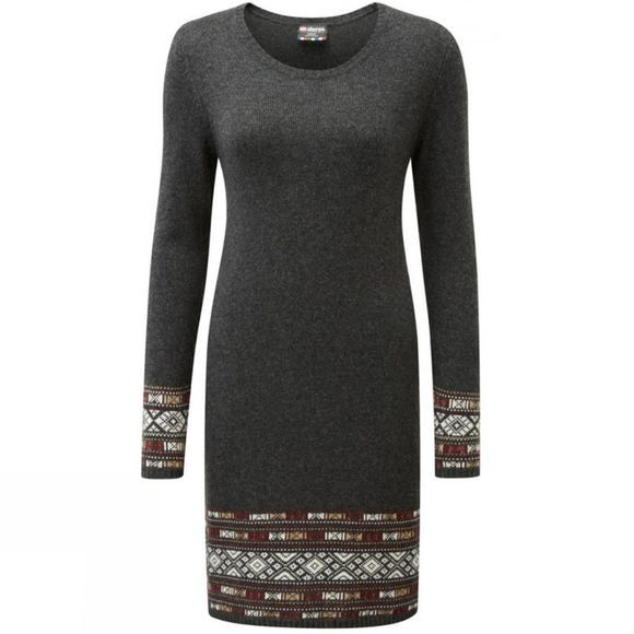 Womens Maya Jacquard Dress