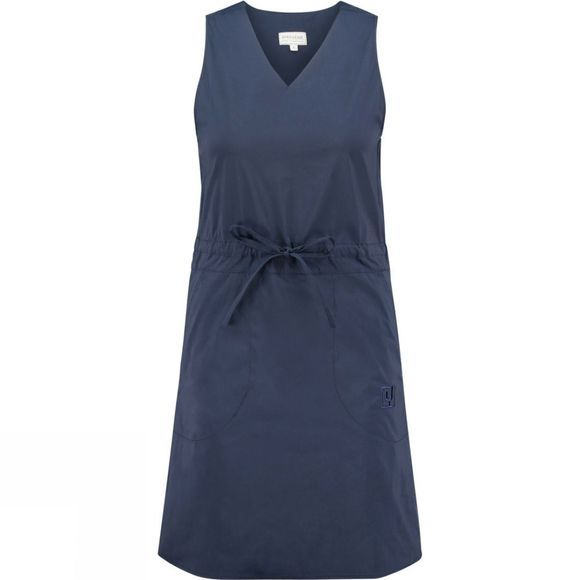 Ayacucho Womens Equator Dress Navy