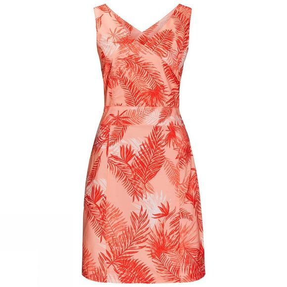 Womens Wahia Palm Dress