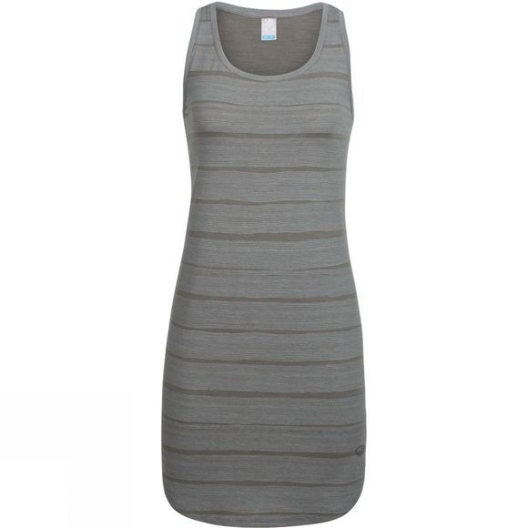 Womens Yanni Tank Combed Lines Dress