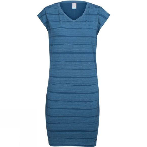 Womens Yanni Tee Combed Lines Dress