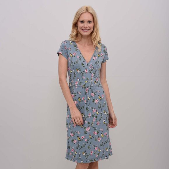 Womens Blossom Wrap Dress