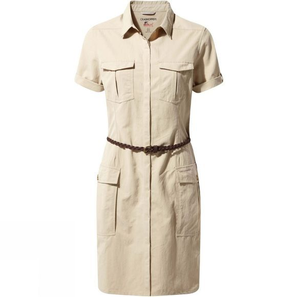 Craghoppers Womens NosiLife Savannah Dress Desert Sand