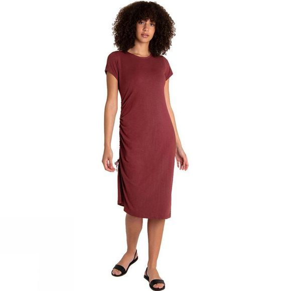 Sherpa Shaanti Dress Ganden Red