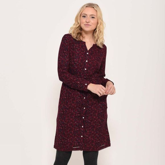 Brakeburn W. anemone dress Red