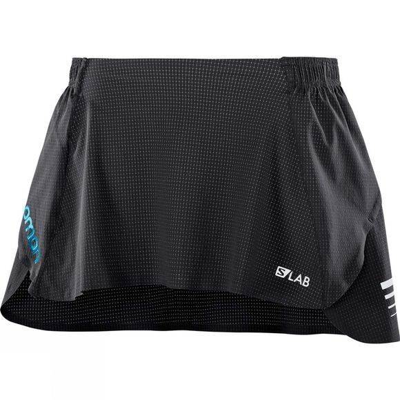 Salomon Womens S-Lab Skirt Black