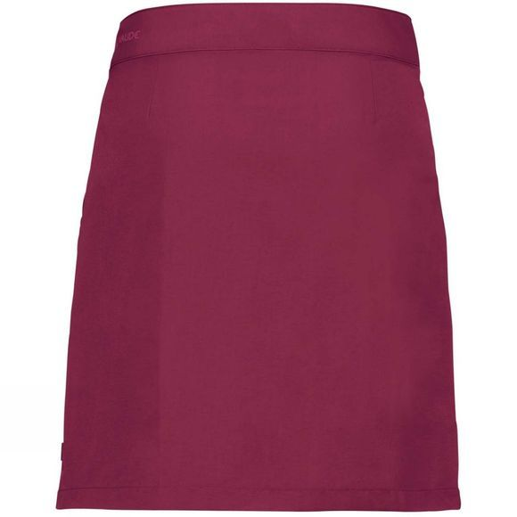 Vaude Womens Skomer II Skort Passion Fruit