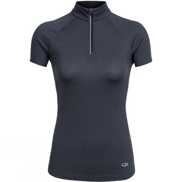 Womens Comet Lite Short Sleeve Half Zip
