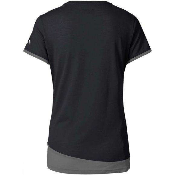 Vaude Womens Sveit Shirt Black Uni