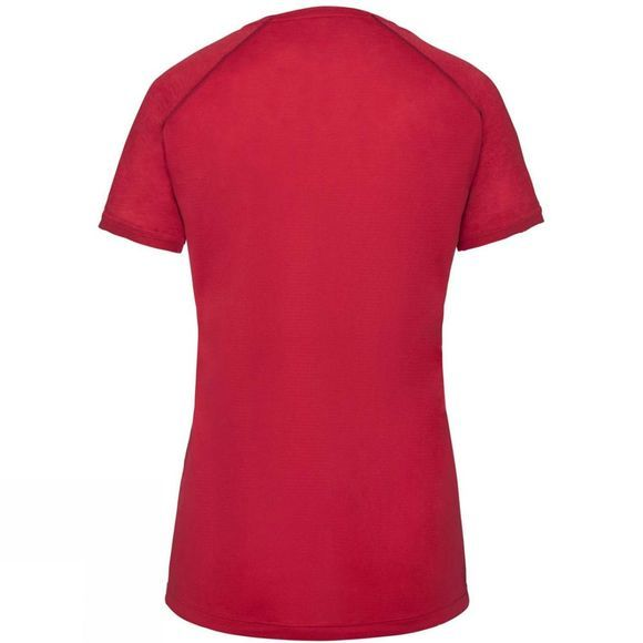 Vaude Womens Skarvan T-Shirt Strawberry