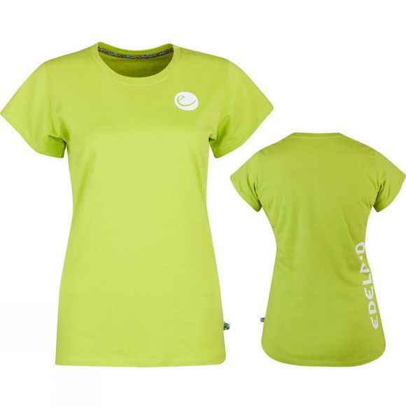 Edelrid Womens Signature T II Top Oasis