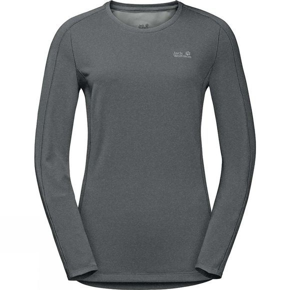 Womens Hydropore Long Sleeve Top