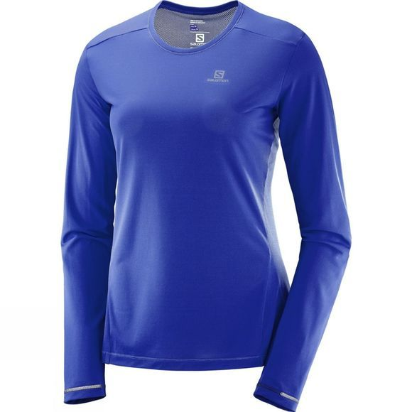 Womens Agile Long Sleeve T-shirt