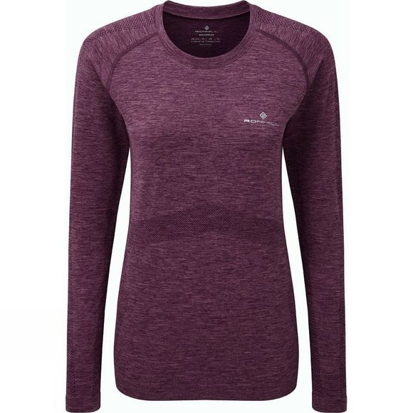 Womens Infinity Marathon Long Sleeve Tee