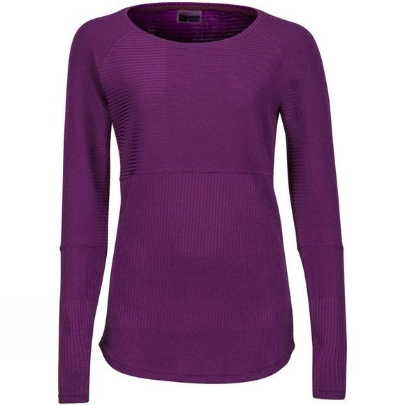 Womens Cassidy Long Sleeve Top