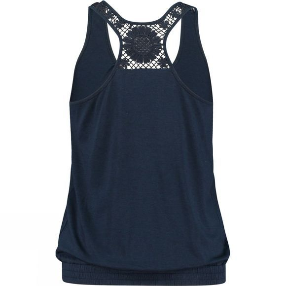 Ayacucho Womens Grace Top Navy