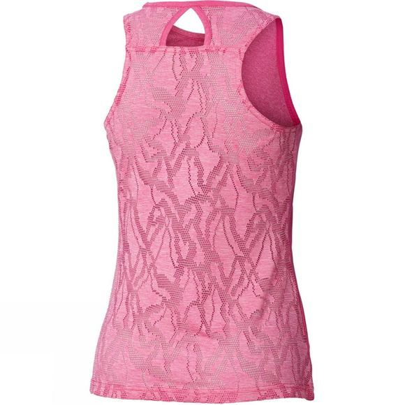 Columbia Womens Peak to Point Novelty Tank Haute Pink