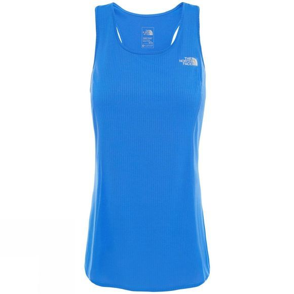 The North Face Womens 24/7 Tank Top Dazzling Blue
