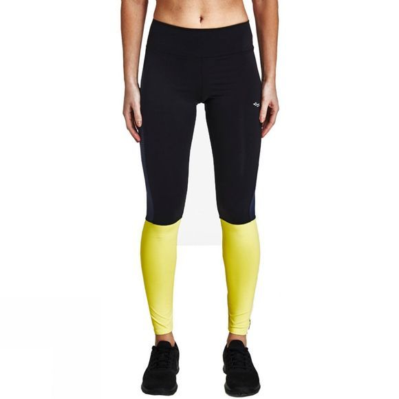 Rohnisch Womens Shape Hannah Run Tights Nectar