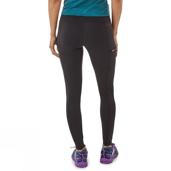 Patagonia Womens Pack Out Tights Black