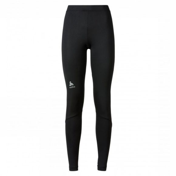 Odlo Womens Sliq Tights Black