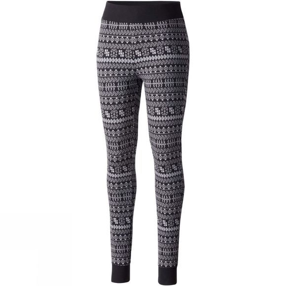 Womens Holly Peak Jacquard Legging