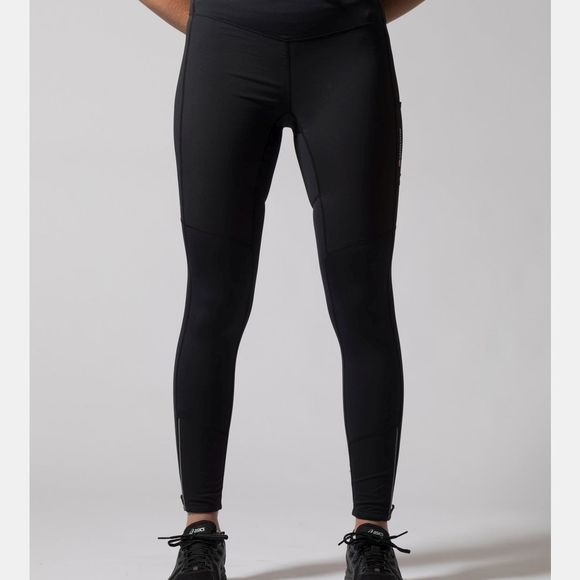 Montane Womens Trail Series Thermal Tights Black