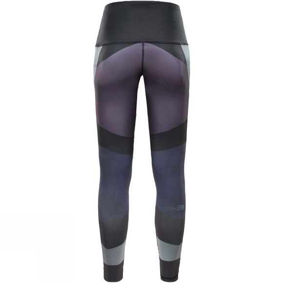 Womens Contoured Tech High Rise Tight