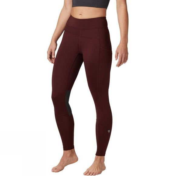 Mountain Hardwear Women's Tonsai Tight Dark Umber
