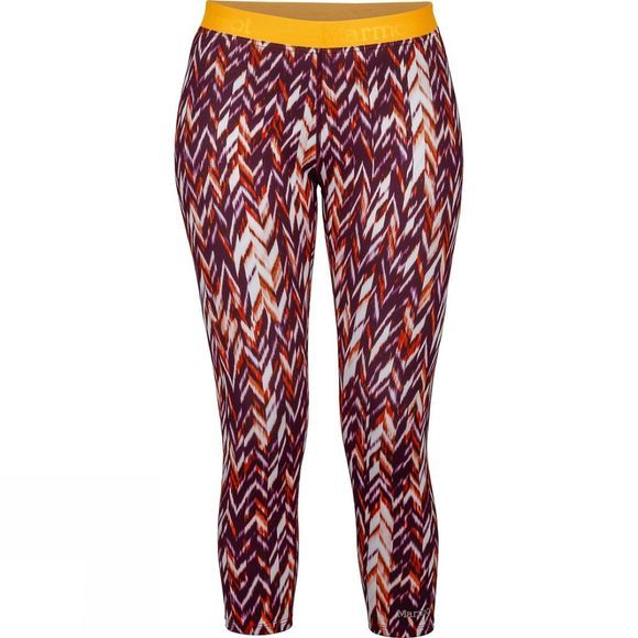 Womens Pump Up Capris