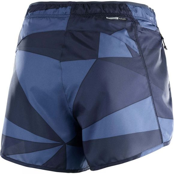 Salomon Womens Agile Shorts Night Sky/Graphite/Crown Blue