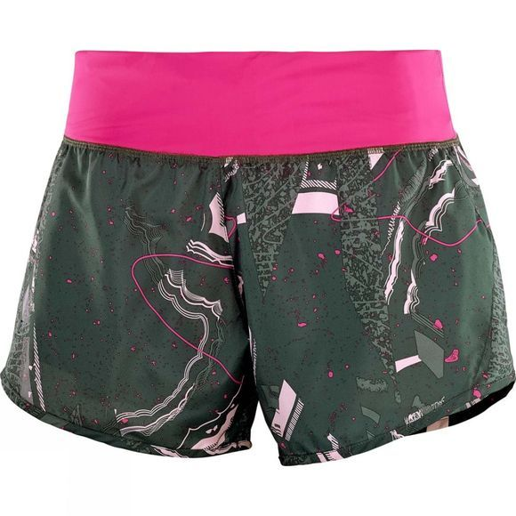 Womens Elevate 2-in-1 Shorts