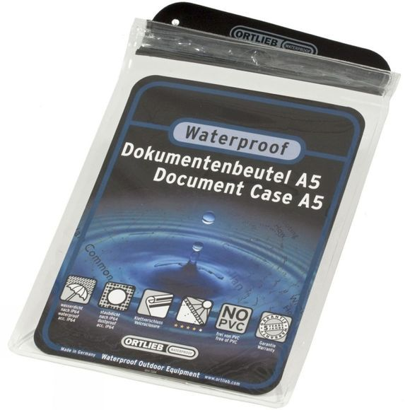 A5 Document Case