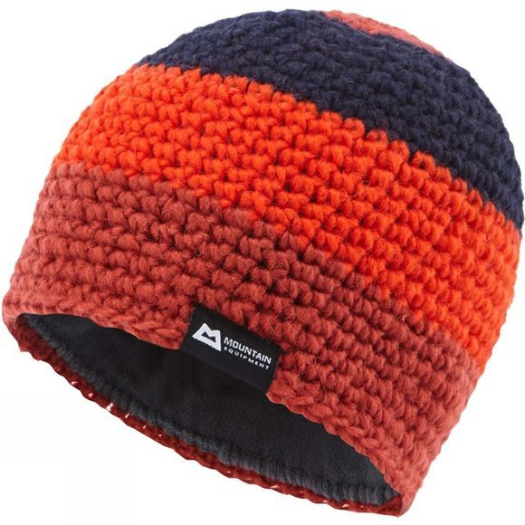 Mountain Equipment Womens Flash Beanie Bracken/Cardinal/Cosmos