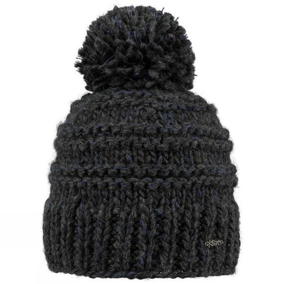 Barts Womens Jasmin Beanie Dark Heather