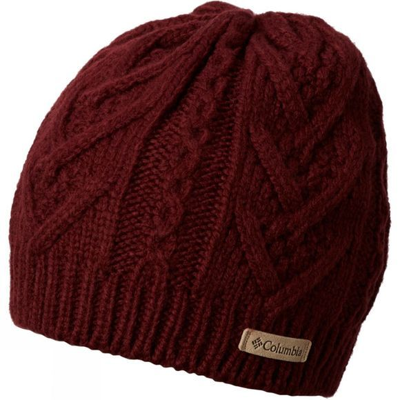 Womens Parallel Peak II Beanie