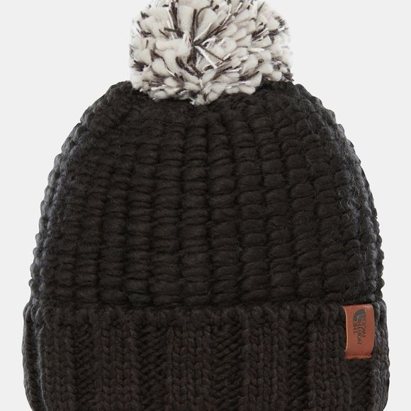 The North Face Cozy Chunky Beanie TNF Black/TNF Black Multi