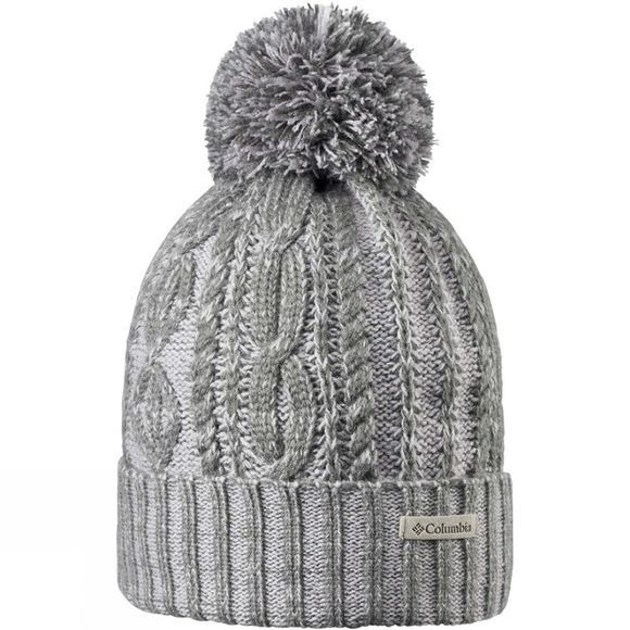 Columbia Womens Blizzard Pass Beanie Charcoal