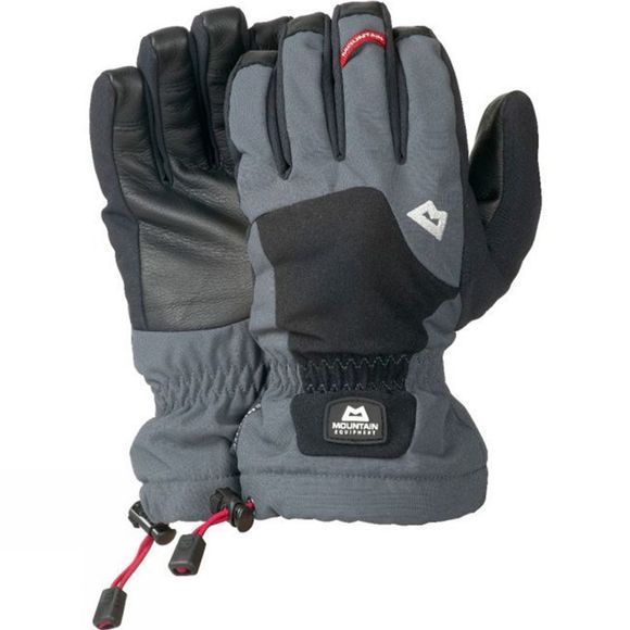 Mountain Equipment Womens Guide Glove Shadow Grey/Black