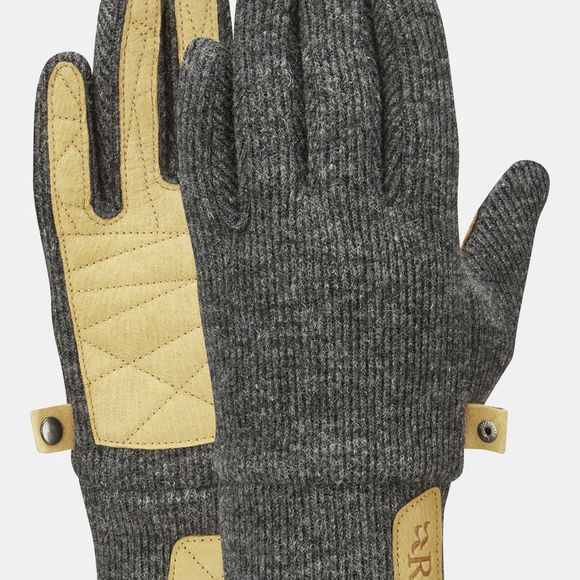 Rab Womens Ridge Gloves Beluga