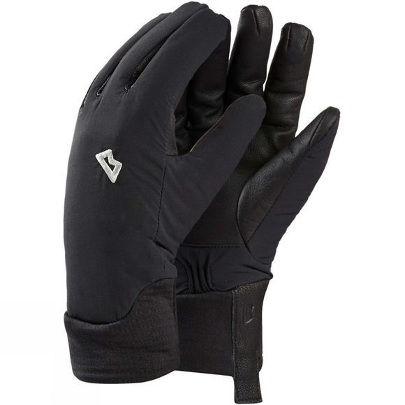 Mountain Equipment Womens Tour Gloves Black