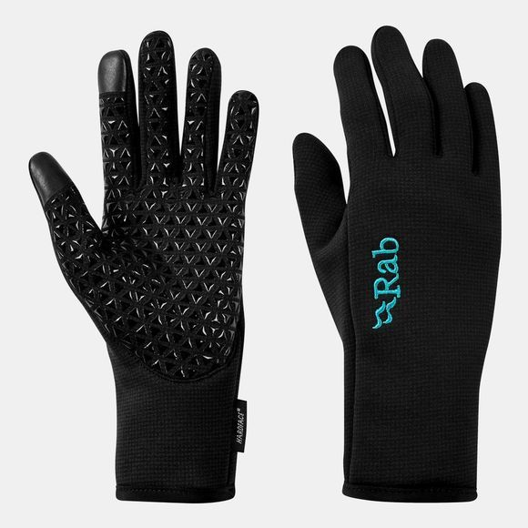 Rab Womens Phantom Grip Glove Black