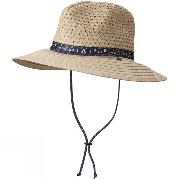 Womens Bella Falls Straw Hat