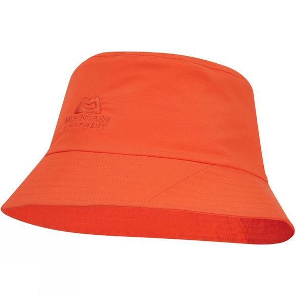 Mountain Equipment Womens Combi Bucket Hat Kumquat