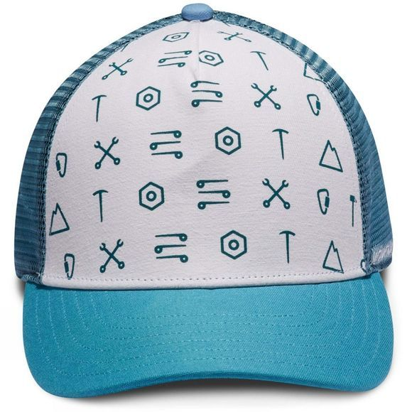 Mountain Hardwear Mountain Icon Trucker Hat Fogbank