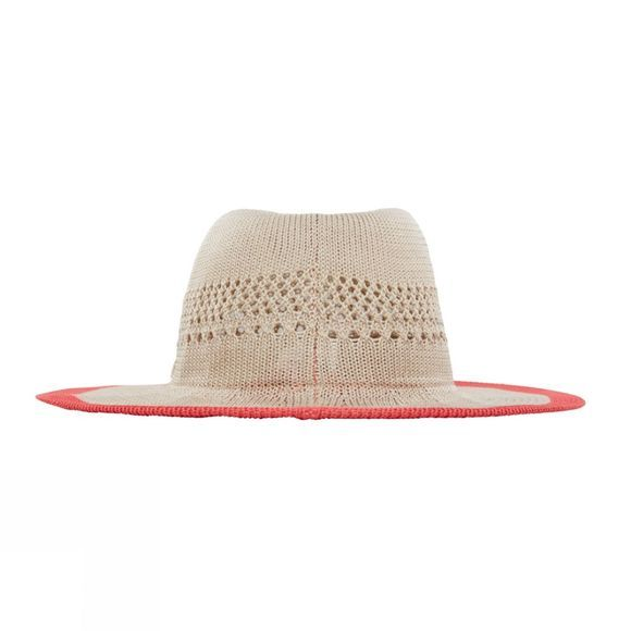 The North Face Womens Packable Panama Hat Cayenne Red