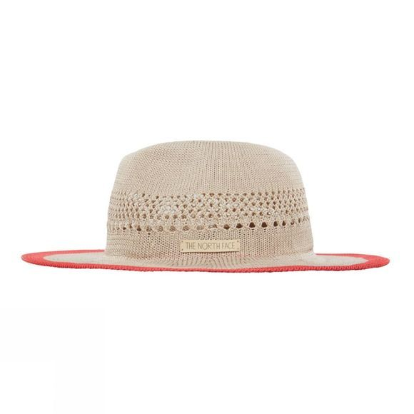 Womens Packable Panama Hat