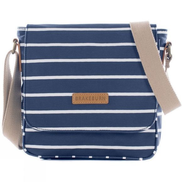 Womens Stripe Cross Body Bag